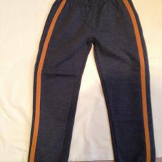 Haine Copii 7 - 9 ani, Pantaloni, Baieti - Pantaloni trening baieti NOI marca BONPRIX 8 ani 128 cm culoare gri