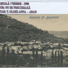 CARTE POSTALA / VEDERE INEU1900 - Carte Postala Crisana pana la 1904, Circulata, Printata