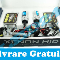 Kit Xenon Houde 35W H1 H3 H7 H8 9 11 HB3 HB4 FAT Digital Tehnologie Germana