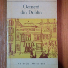 OAMENI DIN DUBLIN DE JAMES JOYCE - Roman