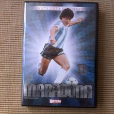 Maradona de emir kusturica documentar dvd sport fotbal superfotbalisti gazeta - DVD fotbal