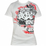 Tricou barbati Ecko Unlimited Graffiti Bridge Tee #1000000006308 - Marime: XS, Culoare: Din imagine