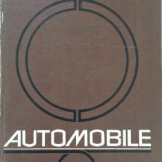 AUTOMOBILE - Gh. Potincu, V. Hara, I. Tabacu