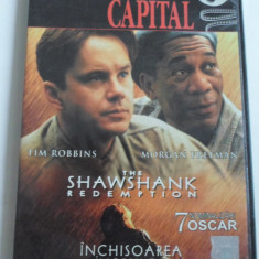 Film de colectie - INCHISOAREA INGERILOR - Morgan Freeman, Tim Robbins - C13 - Film Colectie, DVD, Romana
