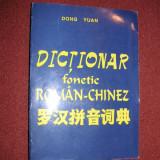 Dictionar fonetic roman-chinez - Dong Yuan