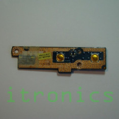 Placa Modul Buton pornire power Lenovo G555 G550 LS-5971P - Modul pornire