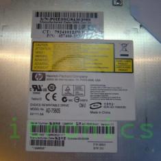 Unitate optica laptop SATA AD-7560S DVD-RW (compatibila HP Pavilion DV7 dar si la alte modele)
