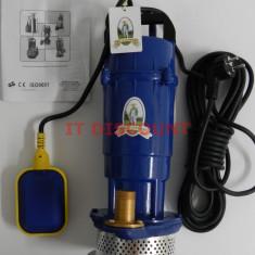 Pompa gradina, Pompe submersibile, de drenaj - Pompa de apa submersibila Micul fermier QDX 370W 16m 1.5mc flotor GARANTIE