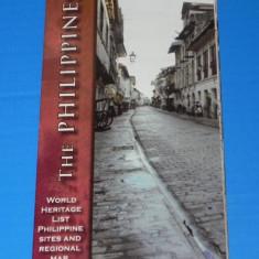 Harta Turistica - HARTA NOUA TURISTICA FILIPINE SI OBIECTIVE PATRIMONIU MONDIAL 2008 (00668