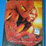 Film SF Altele, DVD, Romana - DVD FILM MARVEL SPIDER-MAN 2 / OMUL-PAIANJEN 2 SUBTITRARE IN LIMBA ROMANA