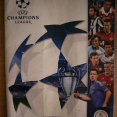 ALBUM PANINI - UEFA CHAMPIONS LEAGUE - EDITIA 2012 - 2013
