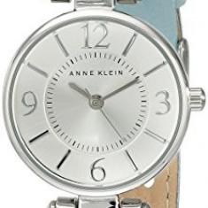 Anne Klein Women's 10 9443SVLB Silver-Tone | 100% original, import SUA, 10 zile lucratoare af22508 - Ceas dama