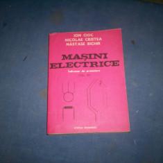Carti Electrotehnica - MASINI ELECTRICE INDRUMAR DE PROIECTARE VOL III