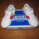Adidasi piele naturala Lonsdale marimi 28, 31 - Adidasi copii, Culoare: Din imagine
