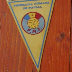 Fanion sport Fotbal - FEDERATIA ROMANA DE FOTBAL - perioada comunista - Fanion fotbal