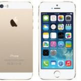 IPHONE 5S GOLD 32GB IMPECABIL UTILIZAT DE CATEVA ORI 10/10 FUL BOX ALL GARANTIE