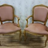 Pereche fotolii Rococo