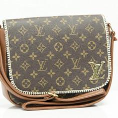 Geanta Dama Louis Vuitton, Geanta de umar, Asemanator piele - Geanta / Borseta de umar Louis Vuitton LV + Cadou Surpriza