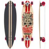 "Longboard Mindless Longboards Tribal Rogue II natural/red 38""/96cm"