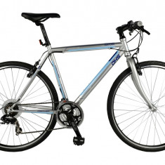 Bicicleta BMX - Bicicleta CROSS CONTURA 2863 - model 2015-Negru-Cadru-530-mm