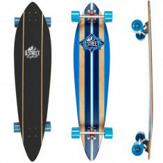 """Skateboard - Longboard D STREET Pinstripe 42""""/106cm"""