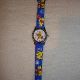 Ceas de mana copii cu Winnie de plus