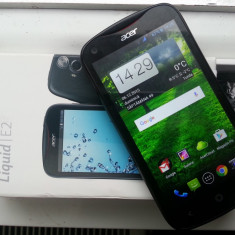Telefon mobil Acer, Negru, Neblocat - Acer Liquid E2 Negru
