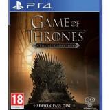 Game Of Thrones A Telltale Games Series Season Pass Disc Ps4