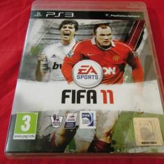 Jocuri PS3 Ea Sports, Sporturi, 3+, Multiplayer - Fifa 11, PS3, original, 8.99 lei(gamestore)! Alte sute de jocuri!