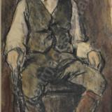Eugen Craciun - Personaj - Pictor roman, Portrete, Pastel, Altul