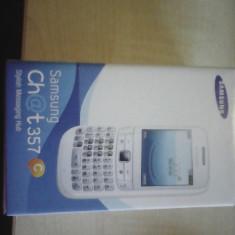 Telefon Samsung, Argintiu, <1GB, Neblocat, Single SIM, Single core - Samsung GT-S3570 Argintie, Nou Sigilat, 24Luni Garantie! Pret Foarte MIc!