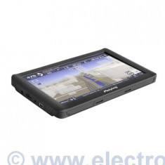 SISTEM NAVIGATIE GPS 7 INCH SIRF ATLAS VI 800 - DVD Player auto
