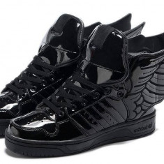 Adidasi dama - Vand adidas / gheata ADIDAS JEREMY SCOTT WINGS PE STOC ! CURIER GRATUIT