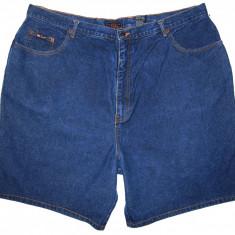 (BATAL) Pantaloni scurti blugi ROUTE 66 - (MARIME: 26W) - Talie = 112 CM - Blugi dama, Marime: XXL, Culoare: Albastru, Normal, Normala