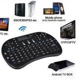 Tastatura wireless mini TV Android SMART TV box media MultiTouch Reincarcabila