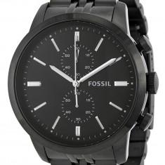 Ceas Barbatesc fossil, Casual, Quartz, Inox, Inox, 50 m / 5 ATM - Fossil FS4787 ceas barbati nou 100% original Oferta si comenzi ceasuri SUA