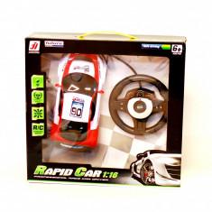 Masinuta de jucarie - Masina de jucarie cu radio comanda Rapid Car 1:16 - Masinuta rapida pentru copilul tau
