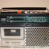 Radiocasetofon ITT TINY
