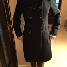 Palton dama stofa, pt iarna