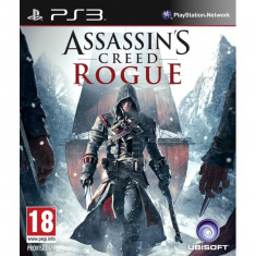 Jocuri PS3, Sporturi, 3+, Multiplayer - PE COMANDA Assassins Creed Rogue PS3 XBOX360