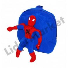 Rucsac cu papusa Spiderman pentru copii - Rucsac voiaj