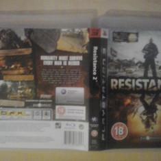 Jocuri PS3, Shooting, 18+, Multiplayer - Resistance 2 - Joc PS3 ( GameLand )