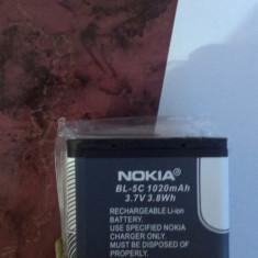 Acumulator Baterie BL-5c PENTRU NOKIA 6085, Li-ion