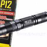 Lanterna LED profesionala Nitecore P12