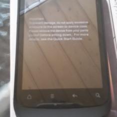 Telefon mobil HTC Desire S, Negru, Neblocat - Htc Desire S impecabil la cutie