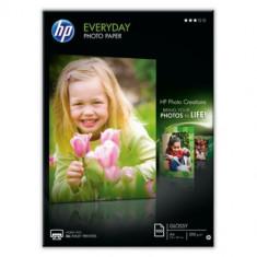 HARTIE FOTO HP EVRYDAY GLOSSY A4/100COLI 200G - Hartie foto imprimanta