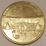 MEDALIE FRANTA CHATEAU DE VERSAILLES MEDAILLE MUSEES CHATEAUX FRANCE, 35 mm **, Europa