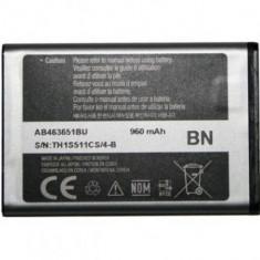 Baterie telefon, Li-ion - Acumulator Samsung S5600 Preston cod: AB463651B / AB463651BA / AB463651BE / AB463651BEC / AB463651BU