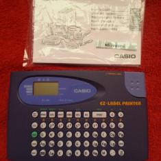 Imprimanta termice - Imprimanta termica / Aparat etichetat - Casio KL-60