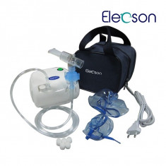 Aparat respiratoriu - EL-116 - Aparat pentru aerosoli (nebulizator) cu compresor, pentru adulti si copii